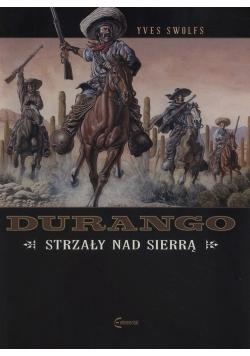 Durango 5 Strzały nad Sierrą