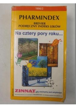 Pharmindex Brevier Podręczny indeks leków. Na cztery pory roku