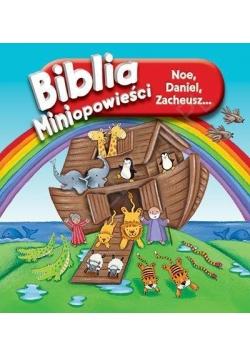 Biblia. Miniopowieści. Noe