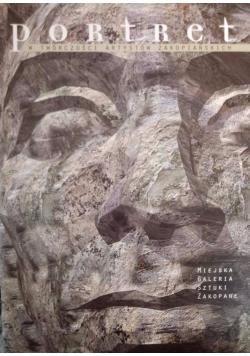 Portret w twórczości artystów zakopiańskich