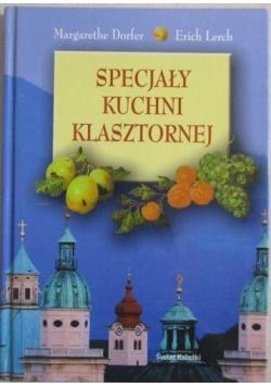 Specjały kuchni klasztornej