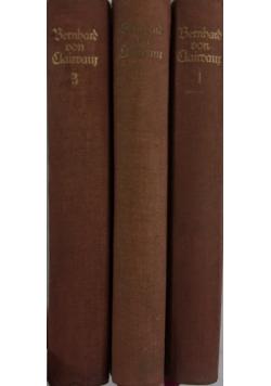 Unsprachen auf die erchlichen zeiten,  1935 r., I,III,VI