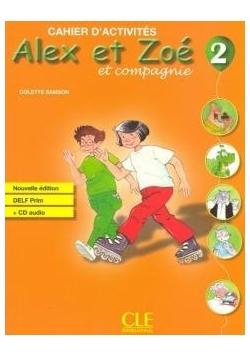 Alex Et Zoe 2 Cahier d'activites Nouvelle ed. CLE