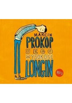 Jego Wysokość Longin - audiobook