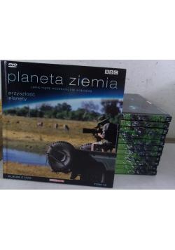 Planeta ziemia jakiej nigdy wcześniej nie widziałeś-12 albumów