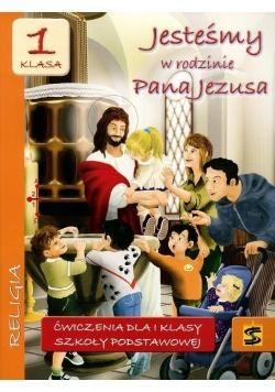 Katechizm SP 1 Jesteśmy w rodzinie.. ćwiczenia ŚBM
