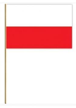 Chorągiewka Polska kpl 20szt