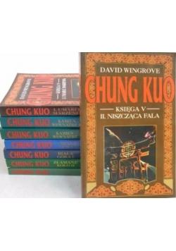 Chung Kuo, zestaw ośmiu książek