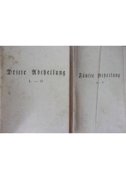 Schellers latenisch-deutsches, Worterbuch, zestaw 2 książek