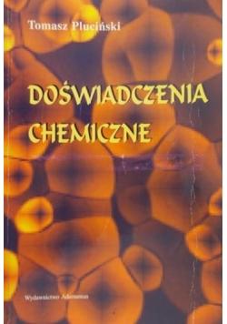 Doświadczenia chemiczne