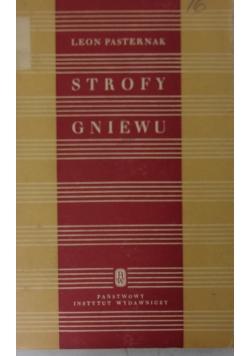 Strofy gniewu 1949 r.