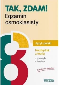 Egzamin ósmoklasisty J. polski. Niezbędnik...2019