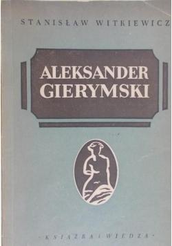 Aleksander Gierymski, 1950 r.