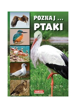 Poznaj... ptaki
