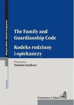 Kodeks rodzinny i opiekuńczy pol-ang w.2