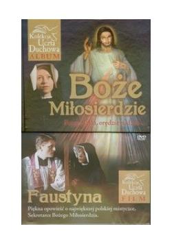 Boże Miłosierdzie z płytą DVD