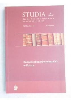 Rozwój obszarów wiejskich w Polsce