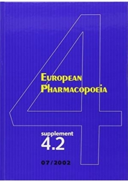 European pharmacopoeia 4.2