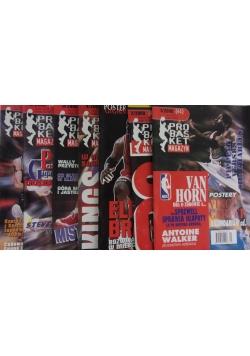 Pro- basket. Magazyn, 7 numerów, 2000r.