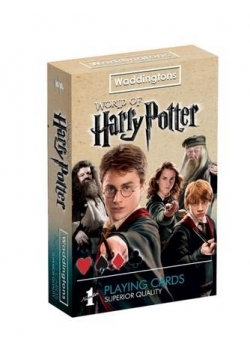 Waddingtons No. 1 Harry Potter Playing Cards