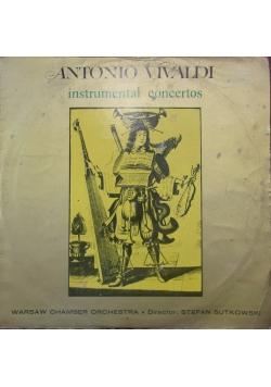 Instrumental Concertos, winyl