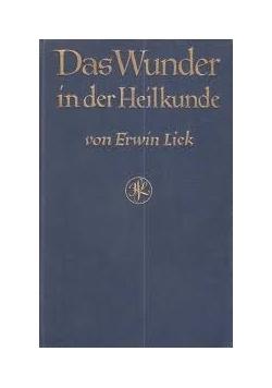 Das Wunder in der Heilkunde, 1930 r.