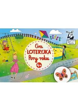Gra Loteryjka Pory roku 4+