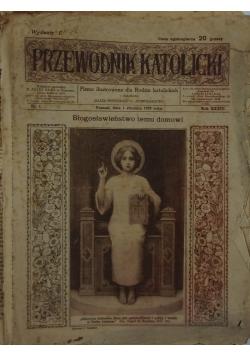 Przewodnik Katolicki ,1928r.