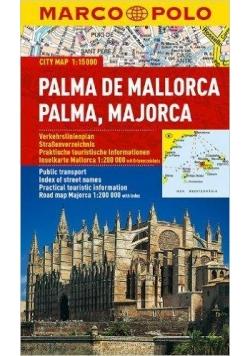 Plan Miasta Marco Polo. Palma de Mallorca