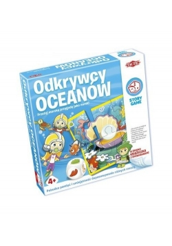 Story Game: Odkrywcy oceanów