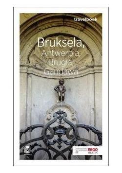 Travelbook - Bruksela, Antwerpia, Brugia...w.2018