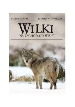 Wilki na zachód od Wisły.