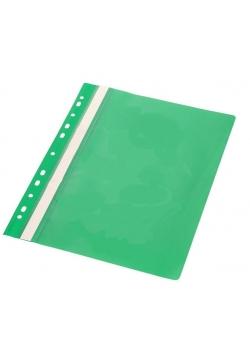 Skoroszyt wpinany wzmacniany Zielony (20szt)