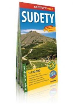 Comfort!map Sudety 1:120 000 mapa