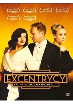 Excentrycy, czyli po słonecznej stronie ulicy DVD