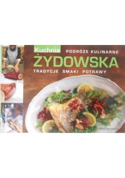 Kuchnia Żydowska. Podróże Kulinarne