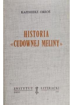 Historia Cudownej Meliny