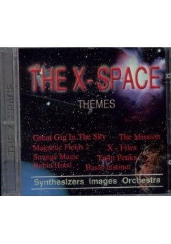 The X- Space CD