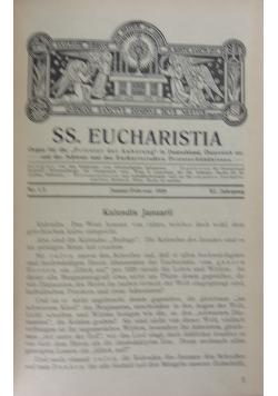 SS. Eucharistia, 1931 r.