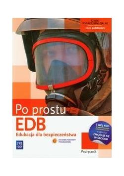 Breitkopf Bogusława - Edukacja dla bezpieczeństwa Po prostu Podręcznik Zakres podstawowy