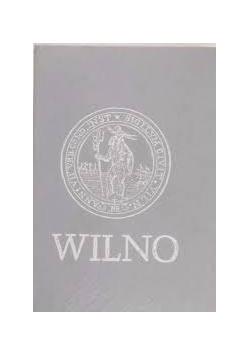 Wilno przewodnik Krajoznawczy, reprint 1923 r.