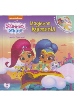 Shimmer i Shine 2 Magiczne życzenia