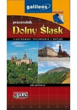 Przewodnik ilustrowany z mapami - Dolny Śląsk