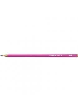 Ołówek 160 HB różowy (12szt) STABILO