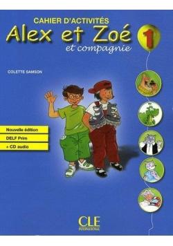 Alex Et Zoe 1 Cahier d'activites Nouvelle ed. CLE