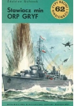 Stawiacz min ORP GRYF