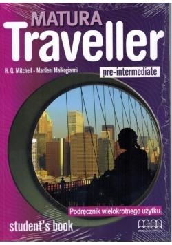 Matura Traveller Pre-Interm. SB MM PUBLICATIONS