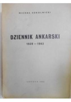 Dziennik ankarski 1939-1943