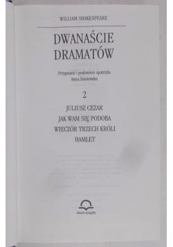 Dwanaście dramatów, Tom II
