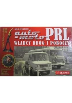 Auto-Moto PRL. Władcy dróg i poboczy